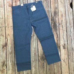 Levi's 501 Shrink to Fit Selvedge Cone Denim